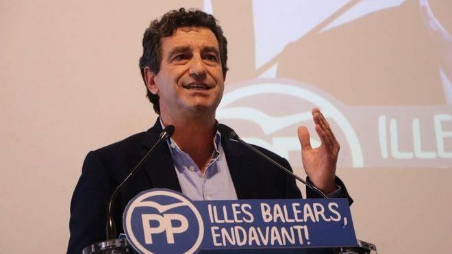 El presidente del PP en Balears, Biel Company