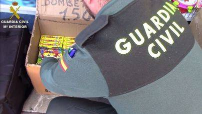La Guardia Civil requisa 30 kilos de