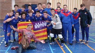 La selección balear se clasifica para el Campeonato de España