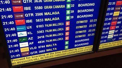 Las 'low cost' transportaron a 6,9 millones de pasajeros en Balears hasta noviembre
