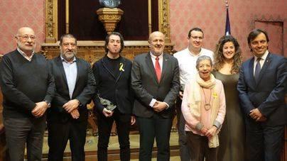 Pere Joan Martorell y Josep Lluís Roig, ganadores de los Premios Mallorca 2017