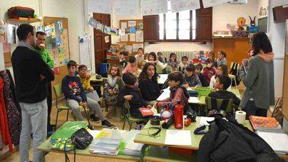 Medio Ambiente imparte talleres de reciclaje en todos los centros educativos de Santanyí