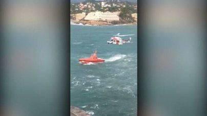 Hallan en aguas de Santa Ponça el cadáver del pescador desaparecido el 10 de diciembre