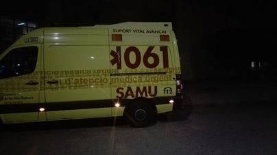 Un conductor de 53 años muere en un choque frontal en Establiments