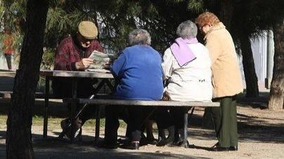 Las pensiones de Balears suben, pero siguen siendo un 20 por ciento más bajas que la media nacional