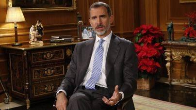 El discurso del Rey dispara la audiencia en Balears al 72,3 %
