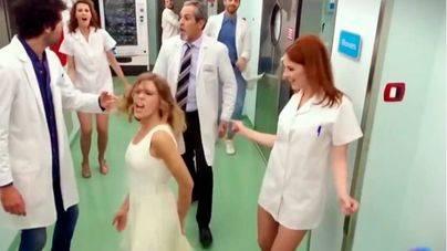 SATSE denuncia la sexualización de las enfermeras en el programa de TVE 'Telepasión'