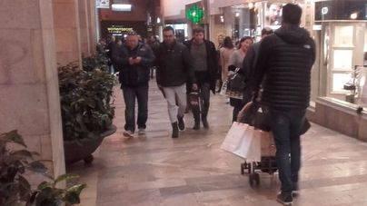 El 'Black Friday' impulsa el comercio minorista en Balears: las ventas suben un 4 por ciento
