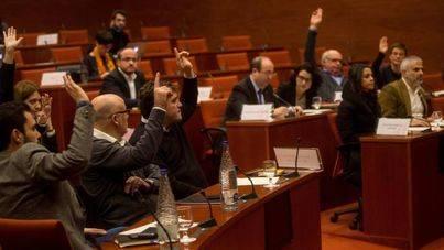 El Parlament recurrirá el 155 ante el Tribunal Constitucional