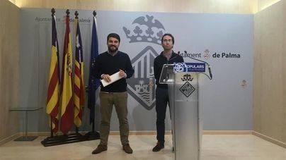 El PP quiere rebajar 800.000 euros en altos cargos de Cort