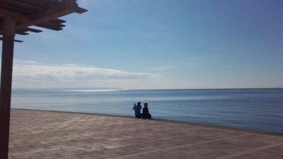 En Mallorca: Nubes para Nochevieja, sol en Año Nuevo