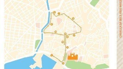 Palma tendrá una cabalgata de Reyes con más carrozas y menos comparsas