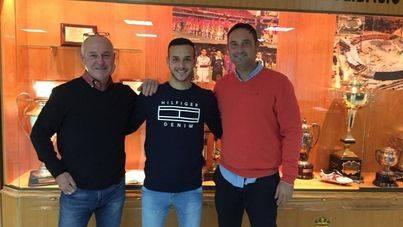 Joan Sastre amplía su contrato con el Real Mallorca