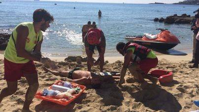 33 personas han muerto ahogadas en Balears este 2017