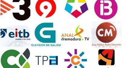 Las televisiones autonómicas cumplen 35 años
