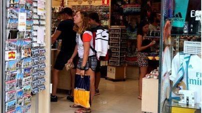 Turistas extranjeros gastan 14.476 millones en Balears hasta noviembre
