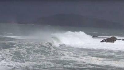 Mallorca, estable mientras 'Carmen' golpea el norte de la Península
