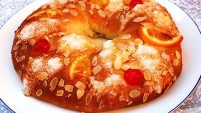 La receta del Roscón de Reyes... más ligero