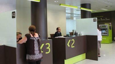 17 oficinas de BMN y 4 de Bankia cerrarán en Palma a partir del mes de febrero tras la fusión