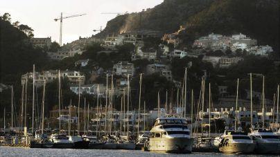 Finalizan las obras de mejora en Port d'Andratx