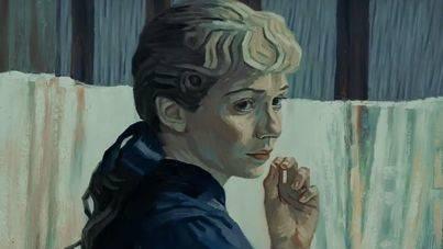Así sería el cine si Van Gogh lo hubiera imaginado