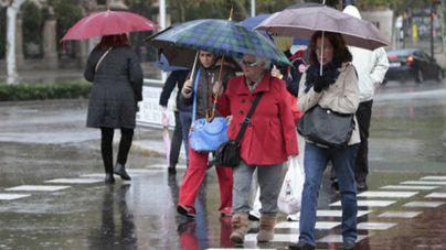 Lluvia, granizo y caída del termómetro este jueves en Mallorca