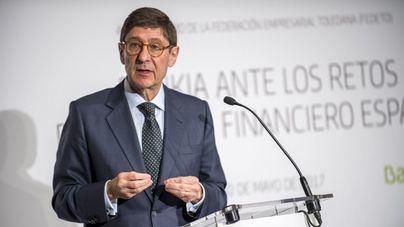 """Bankia se muestra """"satisfecha"""" por la fusión con BMN y valora los méritos de la entidad"""