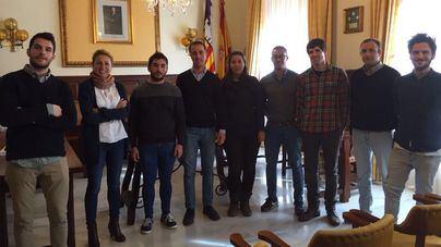 Santanyí contrata a 5 jóvenes licenciados a través del SOIB