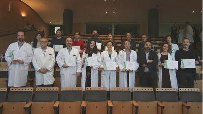 Son Espases reparte 30.000 euros en los Premios de Investigación