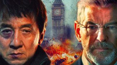 Van Gogh, Churchill y un vengativo Jackie Chan llegan a los cines