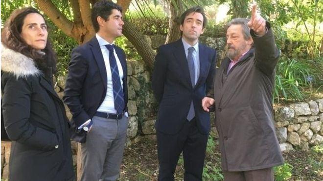 Fundación Endesa firma un convenio de colaboración con el Jardín Botánico de Sóller