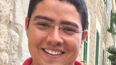 Danilo de Urzeda será ordenado diácono en la parroquia de Pollença