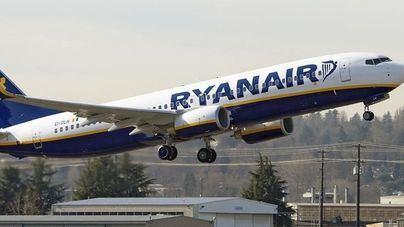 La nueva política de equipajes de Ryanair entra en vigor este lunes
