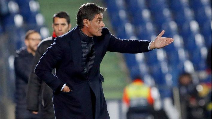 Míchel, destituido como entrenador del Málaga