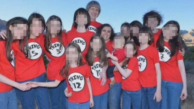 Detenido un matrimonio por tener a sus 13 hijos encadenados y desnutridos