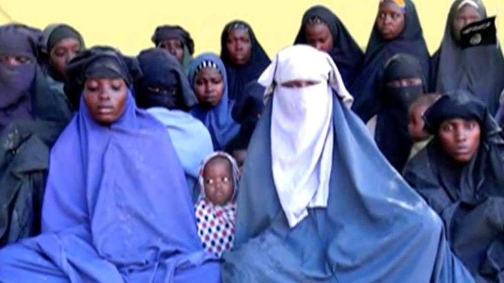 Nuevo vídeo de Boko Haram de niñas secuestradas: 'Por la gracia de Alá, nunca volveremos'