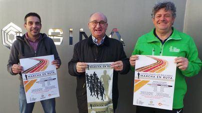 Las calles de Son Castelló acogerán los Campeonatos de Marcha en Ruta 2018