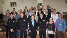 La Jefatura de Palma reconoce a los policías jubilados en 2017