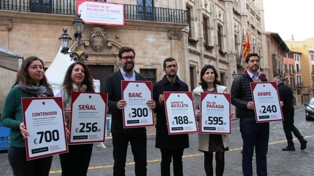 Actos Precio Majorca