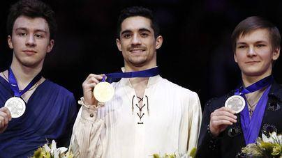 Javier Fernández, Campeón de Europa por sexta vez consecutiva
