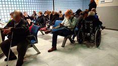 Un 13,24% de las urgencias hospitalarias han requerido ingreso