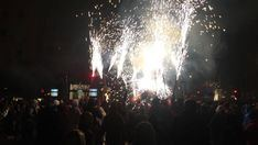 El tradicional 'Correfoc' cierra las fiestas de Sant Sebastià
