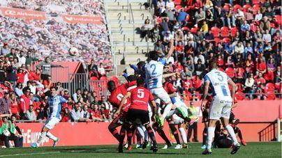 El Mallorca se lleva el derbi contra el Atlético Baleares en un disputado encuentro