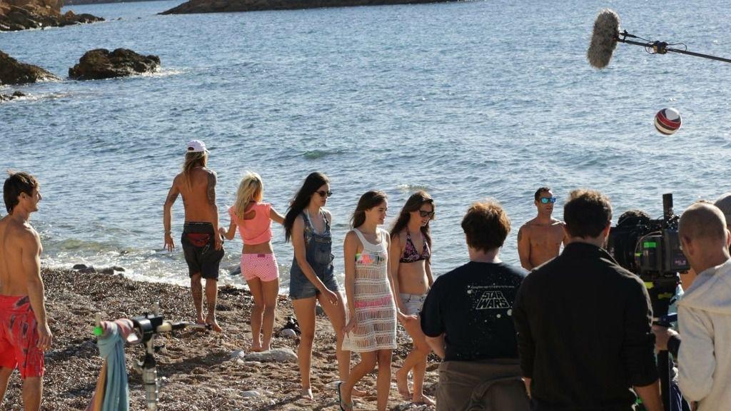 Balears y Andalucía se quedan con el 40% de los rodajes publicitarios de Catalunya