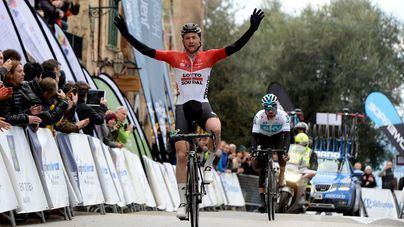 Tim Wellens consigue por segundo año el Trofeo Serra de Tramuntana