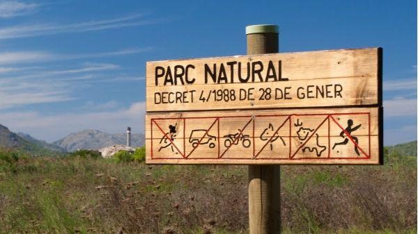 Se declaró parque natural el 28 de enero de 1988