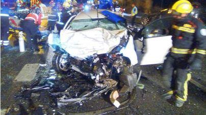 La Guardia Civil investiga si el conductor kamikaze iba en contradirección por error