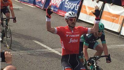 John Dedgenkold, campeón de la XXVII Playa de Palma-Challenge