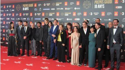 'Incerta glòria' triunfa en los Premis Gaudí del cine catalán
