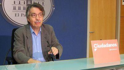 Xavier Pericay, líder de Ciutadans en Balears